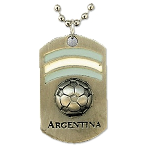 Argentina Dog Tags