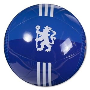 Chelsea FC adidas Striped Ball (Royal)