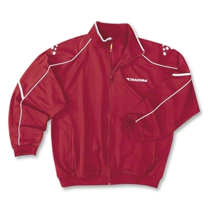 Diadora Squadra Training Jacket (Red)