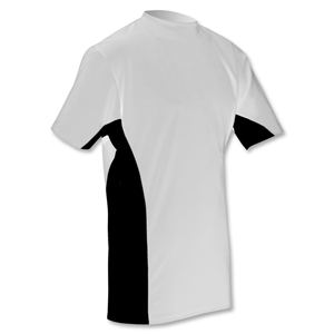 Power-Tek Pieced Shooter T-Shirt (Wh/Bk)