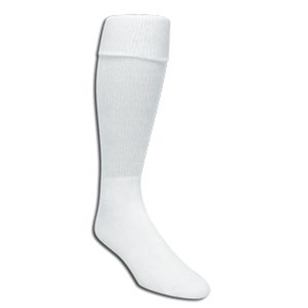 High Five Soccer Socks (White)