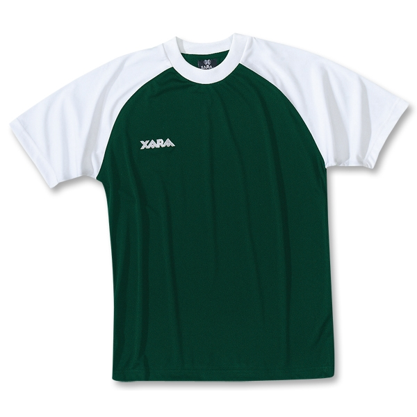 Xara Derby Soccer Jersey (Dark Green)