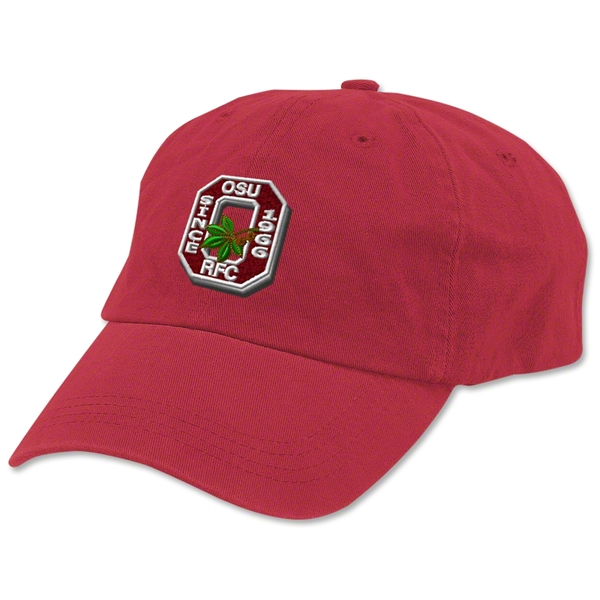 Ohio State Alumni Rugby Cap (Red)