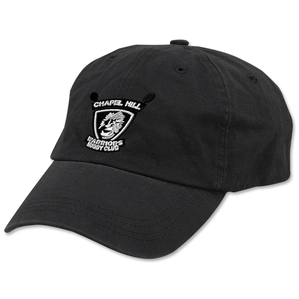 Chapel Hill Rugby Hat (Black)