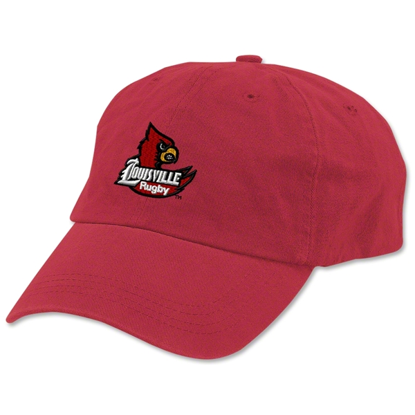 University of Louisville Rugby Cap (Red)