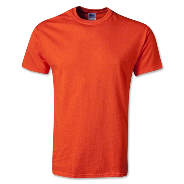 Classic Short Sleeve T-Shirt (Orange)