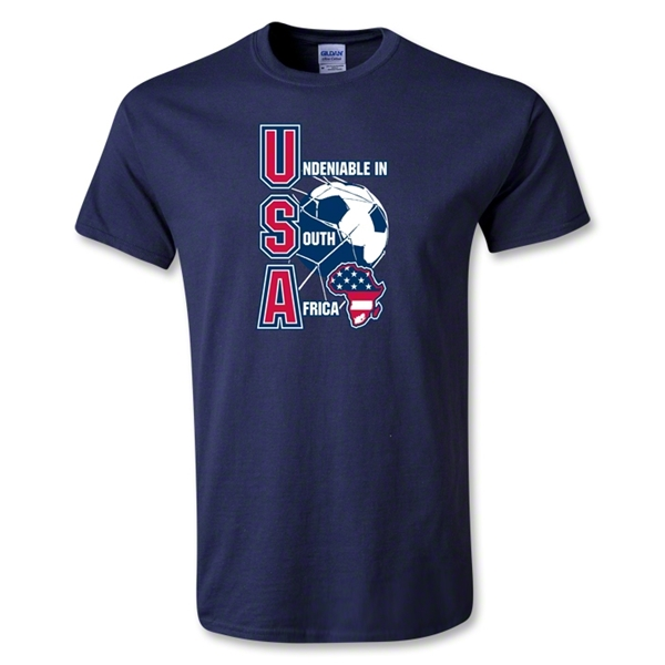 Utopia Undeniable T-Shirt (Navy)