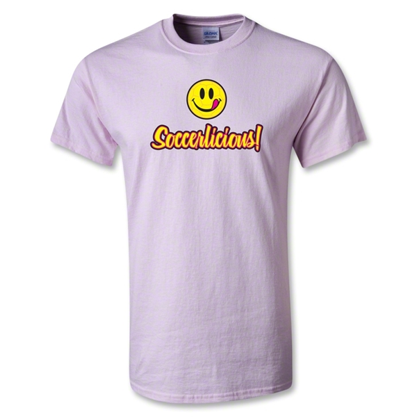 Utopia Soccerlicious T-Shirt (Pink)