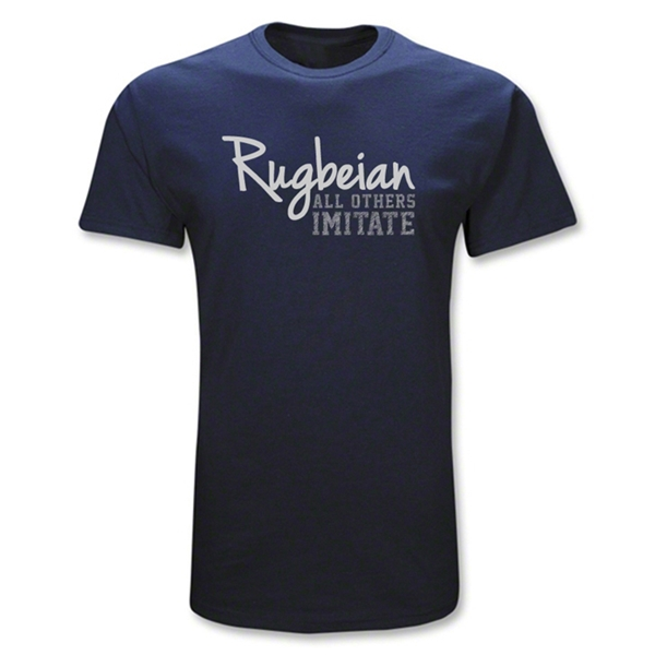 Rugbeian All Others Imitate T-Shirt (Navy)