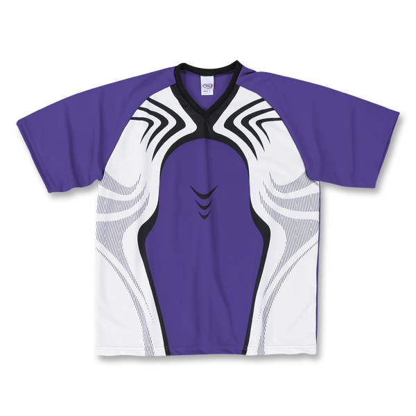 High Five Flash Soccer Jersey (Purple)
