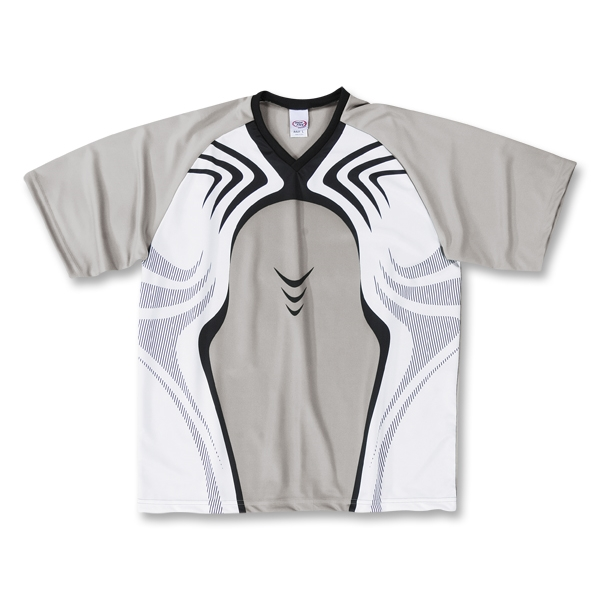 High Five Flash Soccer Jersey (Gray)
