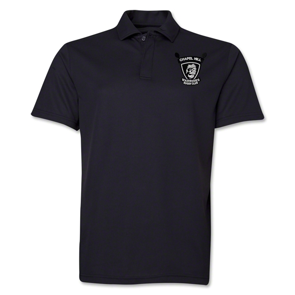 Chapel Hill Rugby Polo (Black)