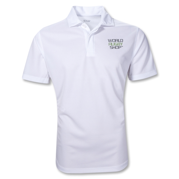 World Rugby Shop Coach's Polo (White)