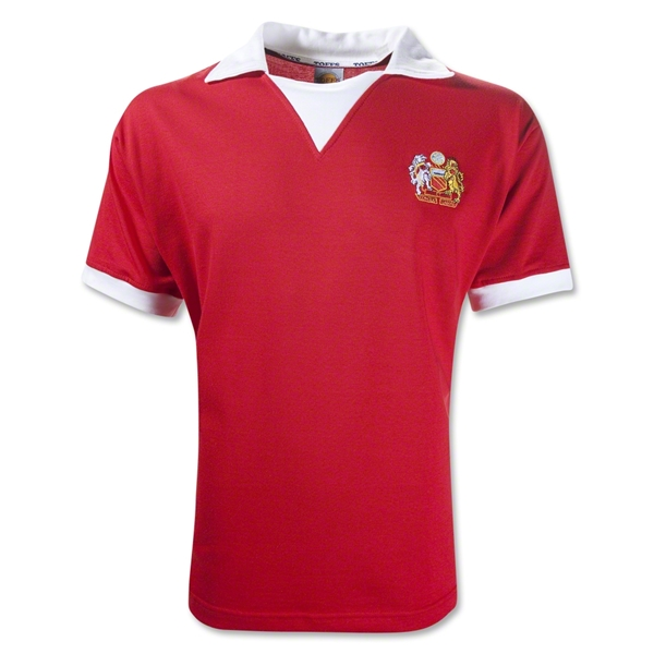 Manchester United 1970s Best Soccer Jersey