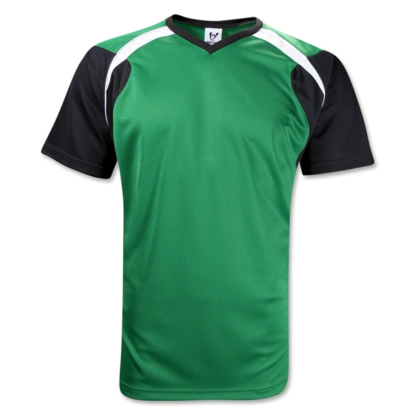 High Five Tempest Soccer Jersey (Green)