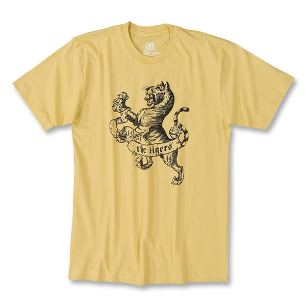 Objectivo Hull City Tigers T-Shirt (Yellow)