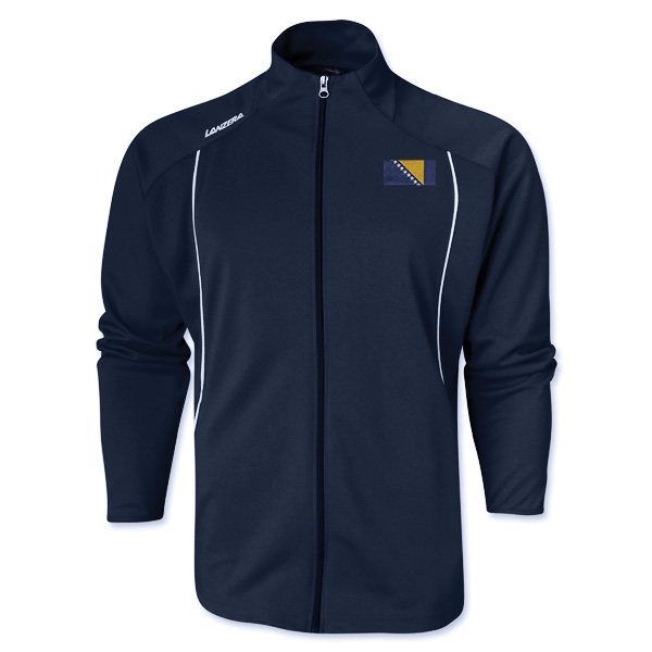 Bosnia-Herzegovina Torino Zip Up Jacket (Navy)