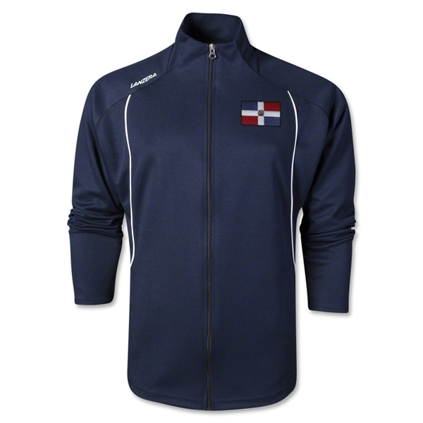 Dominican Republic Torino Zip Up Jacket (Navy)