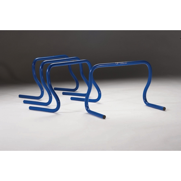 Kwik Goal 12 Speed Hurdle Set (Royal)