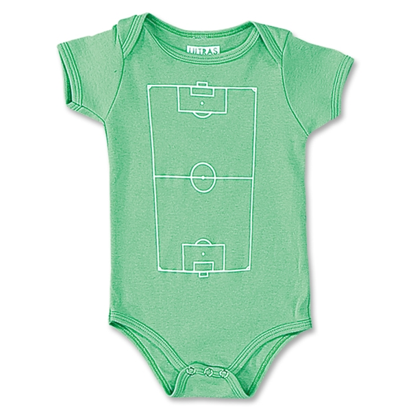 Objectivo Ultras Soccer Field Onesie (Green)