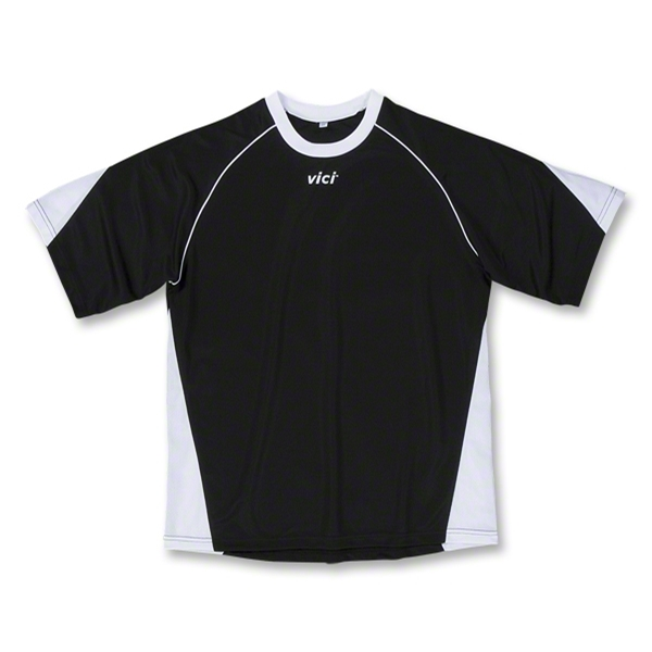 Vici Rome Soccer Jersey (Blk/Wht)