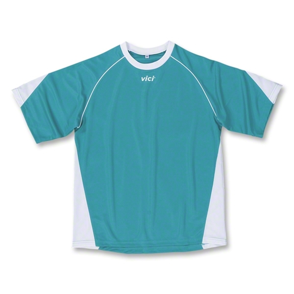 Vici Rome Soccer Jersey (Teal)