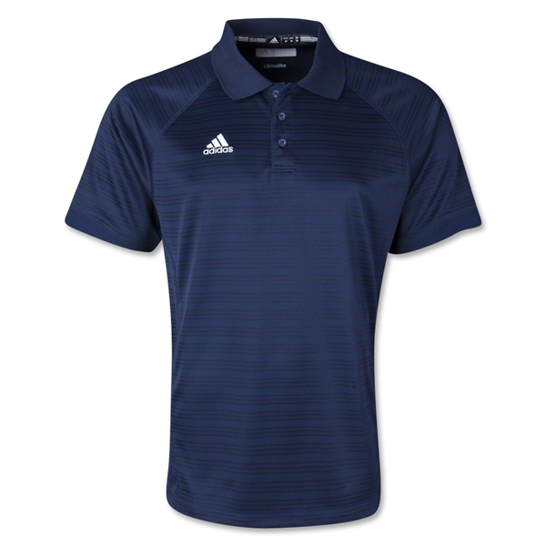 adidas Climalite Team Select Polo (Navy)