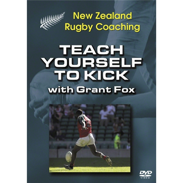 Teach Yourself Kicking with Grant Fox DVD