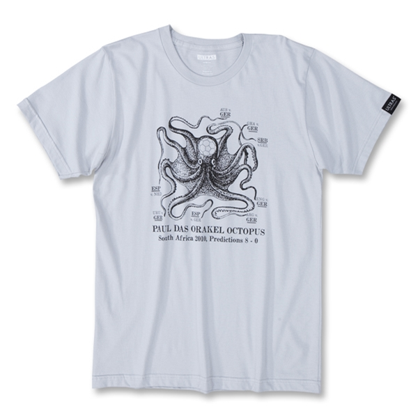 Paul the Octopus Soccer T-Shirt