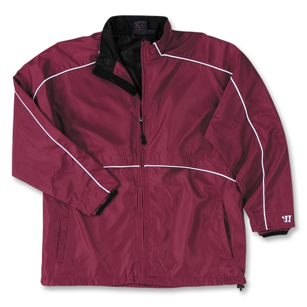 Warrior Storm Jacket (Maroon)