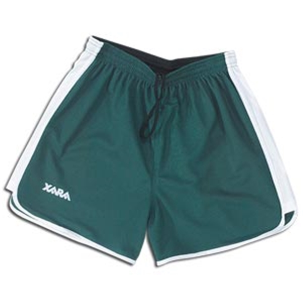 Xara Women's Preston Shorts (Dark Green)