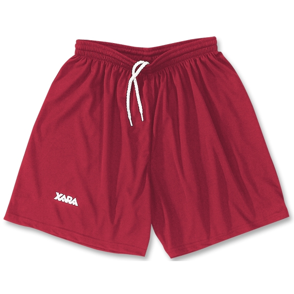 Xara MLS Rec Soccer Shorts (Red)