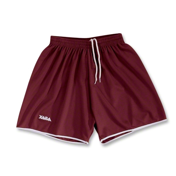 Xara Club Soccer Shorts (Maroon)
