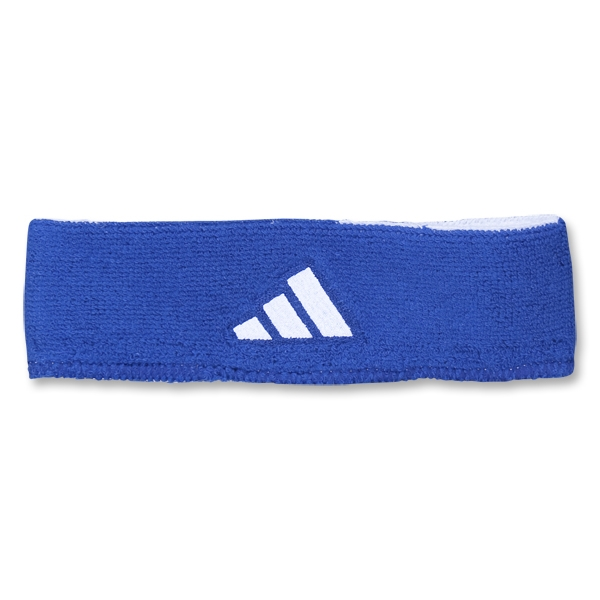 adidas Interval Reversible Headband (Roy/Wht)