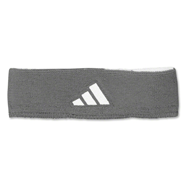 adidas Interval Reversible Headband (Sv/Wh)