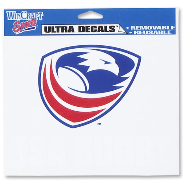 USA Rugby Ultra Decal