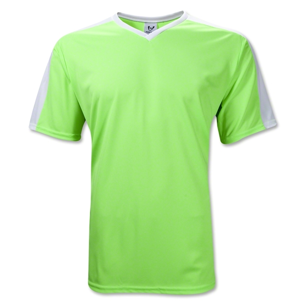 High Five Genesis Soccer Jersey (LM Green)