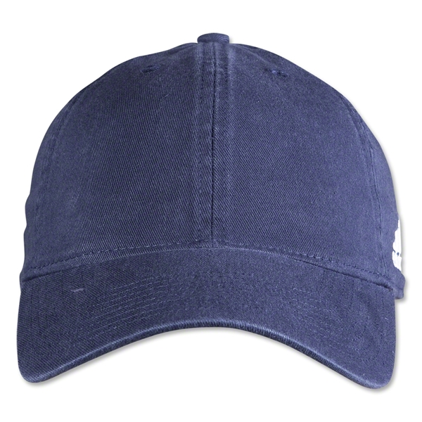 adidas PL Adjustable Washed Cap (Navy)