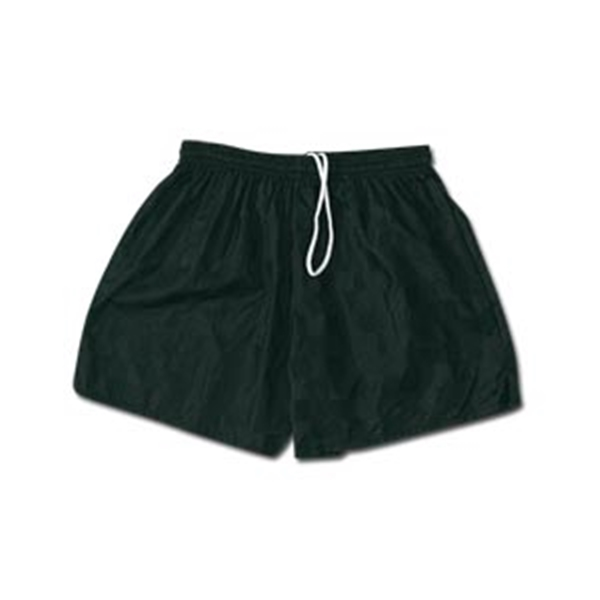 Vici Team Check Soccer Shorts (Black)