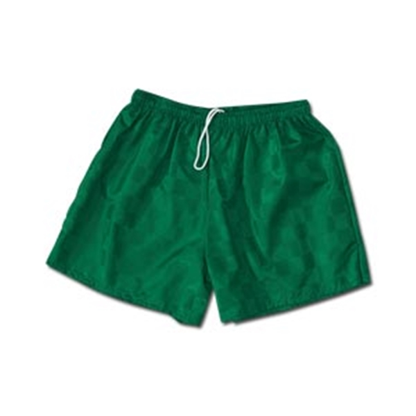 Vici Team Check Soccer Shorts (Green)