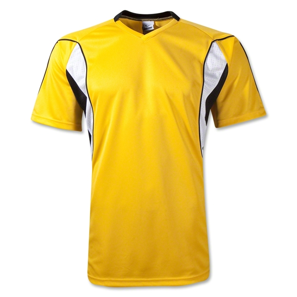 High Five Helix Soccer Jersey (Yellow)