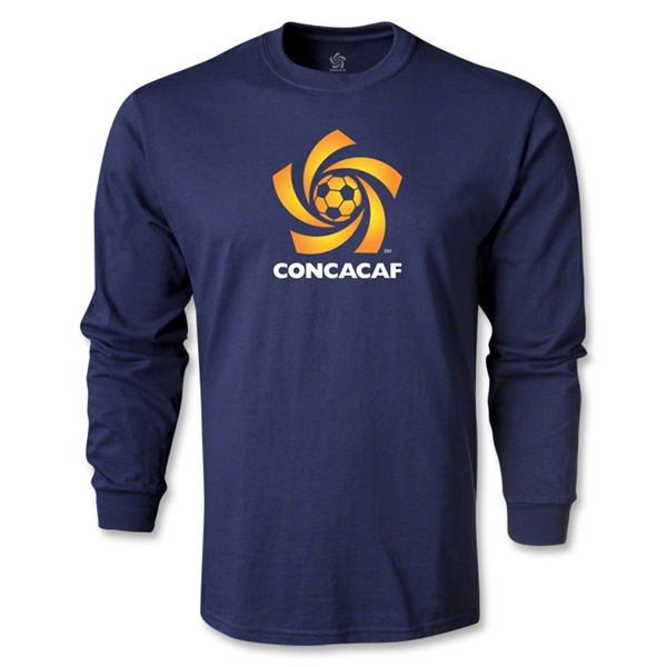 CONCACAF LS T-Shirt (Navy)