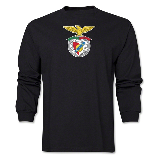 Benfica LS T-Shirt (Black)