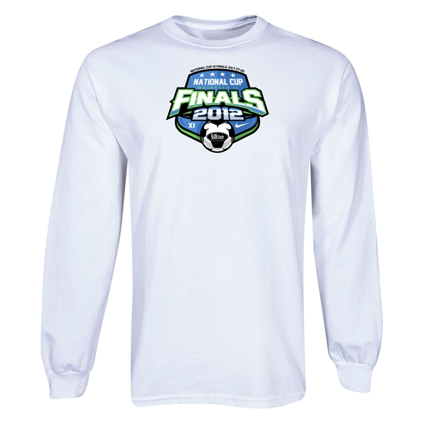 US Club Soccer 2012 LS Nationals T-Shirt (White)
