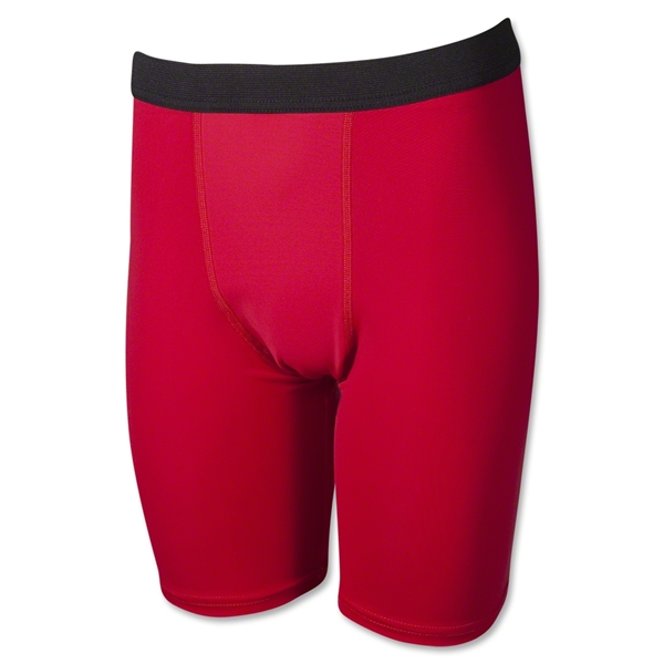 Men's Compression Short (Red)