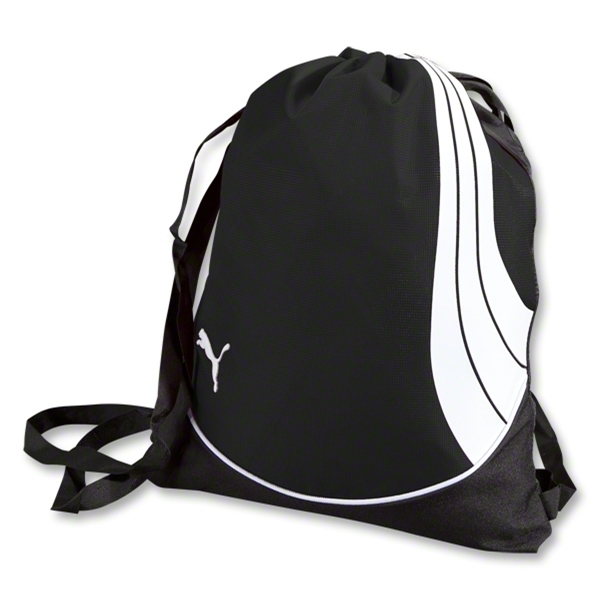 PUMA TeamSport Formation Gymsack (Black)