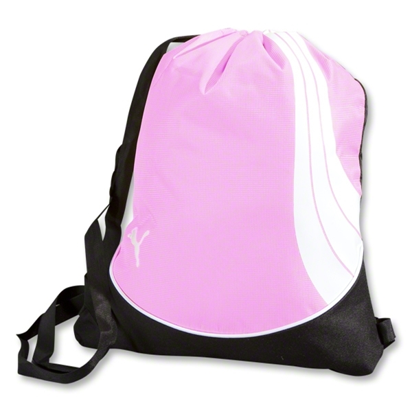 PUMA TeamSport Formation Gymsack (Pink)