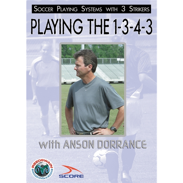 Playing the 1343 with Anson Dorrance