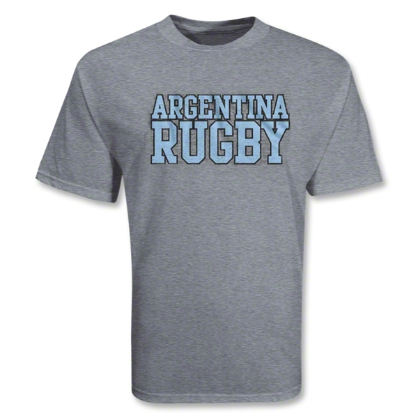 Ruckus Rugby Argentina Vintage Rugby SS T-Shirt