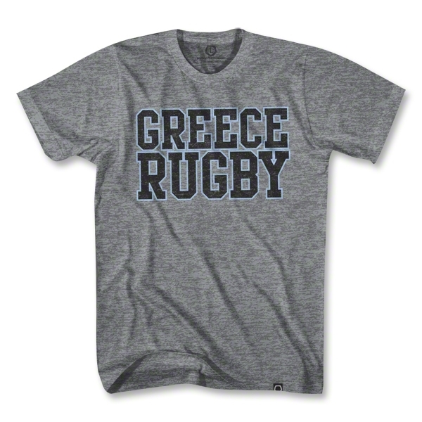 Ruckus Rugby Greece Vintage Rugby SS T-Shirt